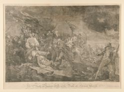 The Battle of Bunker's Hill, or The Death of General Warren