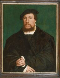 Portrait of a Hanseatic Merchant