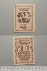 10 Heller from Aigen, redeemable 31 Oct. 1920, Notgeld