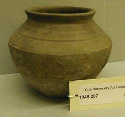 Small jar of general lei shape