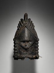 Bondo Society Mask (Nòwo)