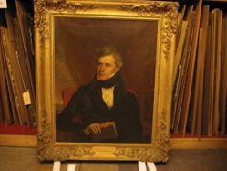 John Davis (1787-1854), B.A. 1812, M.A. 1822