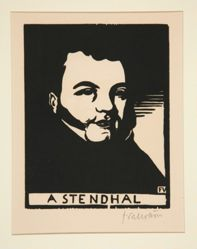 Portrait of Stendahl