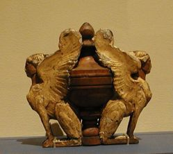 Urn with Two Sphinxes