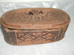 Box for Camwood Powder