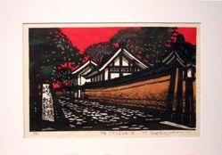 Road to Daitokuji Shinjuan