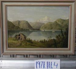 Rogers Slide, Lake George