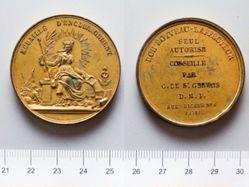 Commemorating  Le Rob Boyveau-Laffecteur, France