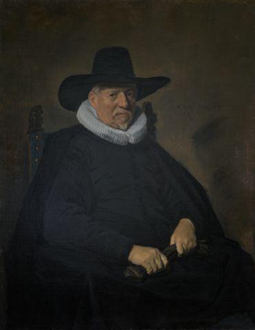 Portrait of an Elderly Man, traditionally called Heer Bodolphe