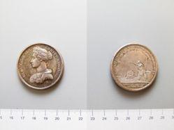 Medal of Queen Caroline