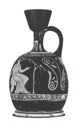 Squat lekythos