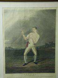 Bendigo. (Wm. Thompson, Champion of England)