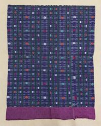 Woman's Tube Skirt (Khung Zo)