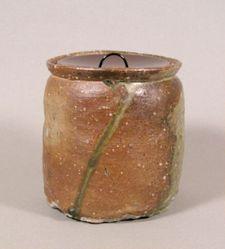 Old Shigaraki Fresh Water Jar