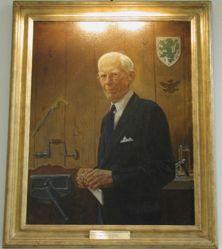 Carl Albert Lohmann (1887-1957), B.A. 1910, M. A. (Hon.) 1926, L.H.D. 1953