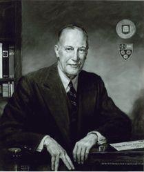 Charles Seymour (1885-1963), BA 1908, Ph.D. 1911