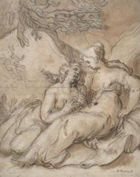 Ceres and Proserpina (?)