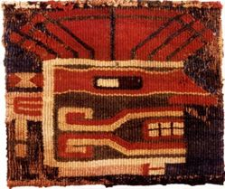 Fragment from the Border of a Tunic