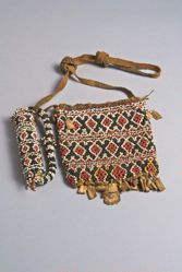 Betel Bag with Lime Container