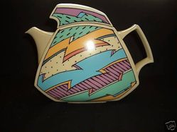 "Teapot, ""Flash"" Pattern"
