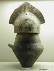 Helmet Urn