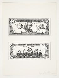 $108 Bill, from the portfolio The New York Collection for Stockholm
