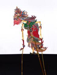 Shadow Puppet (Wayang Kulit) of Arimbi
