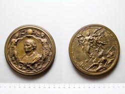 Bronze Medal Cristoforo Colombo 1892
