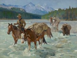 An Easy Fording