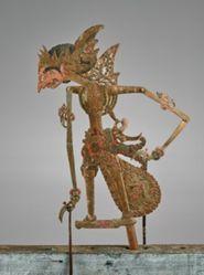 Puppet (Wayang Klitik) of Salya