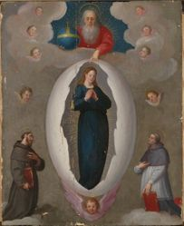 The Virgin in the Egg