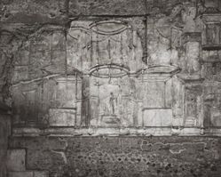Plaster relief, Gymnasium C, Stabian Baths (VII.I.8)
