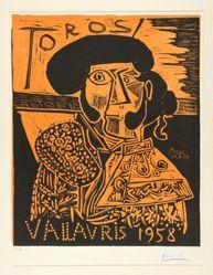 Toros Vallauris 1958