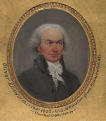 Oliver Ellsworth (1745–1807), LL.D. 1790