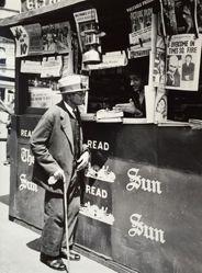 Harlem Newsstand