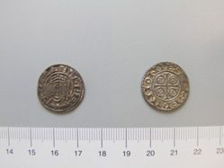 1 Penny of William I The Conqueror from Exeter
