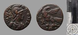 Follis (40 Nummi) from Rome