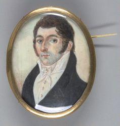 Gentleman (Memorial on reverse)