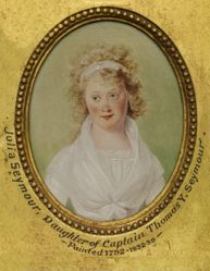 Julia Seymour (later Julia Chenevard, 1769–1843)