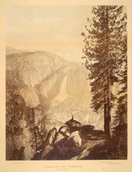 Falls of the Yosemite