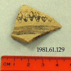 Skyphos or small bowl fragment