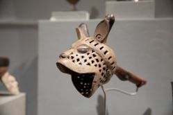 Censer in the Shape of a Rabbit Head
