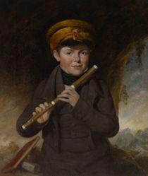 John Gurney Jr., the Little Flute Player