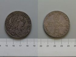 1 Crown of William III, King of England from London