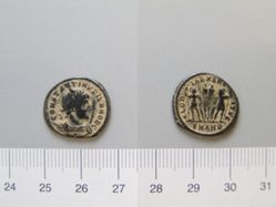 1 Nummus of Constantine I, Emperor of Rome from Antioch