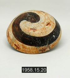 Bowl with Spiral Design