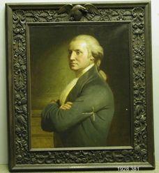 George Washington (1732-1799), LL.D. 1781(after Jean Antoinette Houdon)