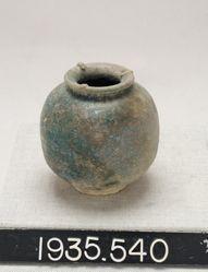 Round-bodied jar