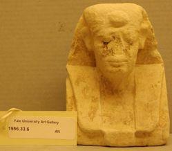 Sculptor's Model of a Royal Head