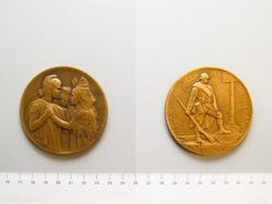 Medal Commemorating the Return of Alsace and Lorraine
